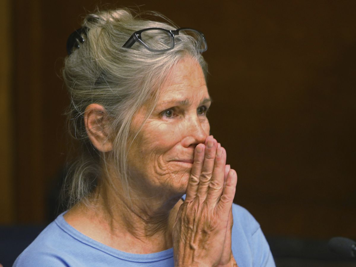 Court wonders if it can rule on Manson follower's parole