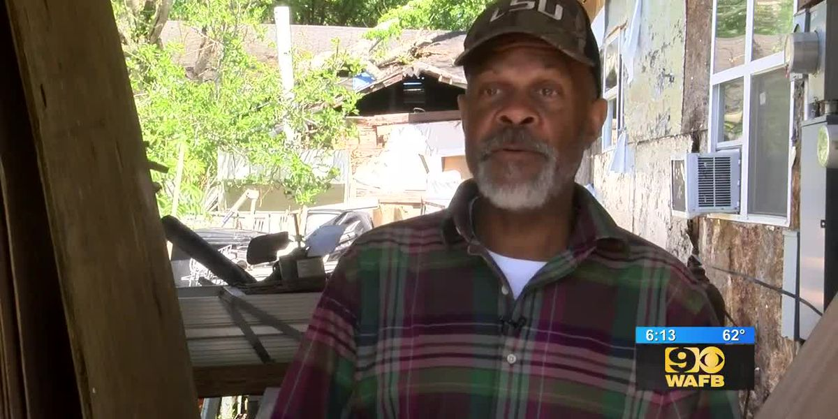 Man seeks help after receiving citation for property violations