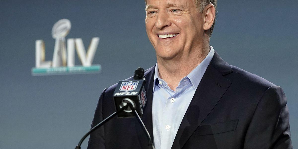 Goodell sends letter to NFL fans explaining plans for season