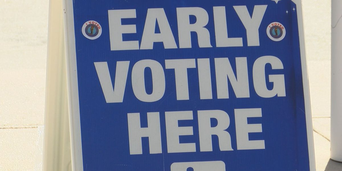 Saturday marks highest single day early voter turnout in Louisiana history