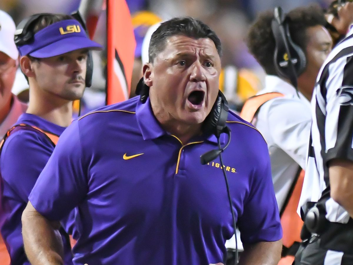 Lunch with Coach O: LSU vs. Miss. St. Preview