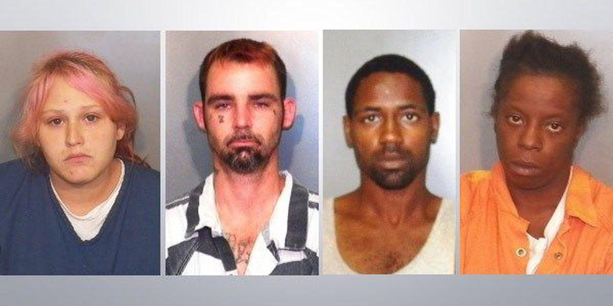 Police: Children, caged animals, drugs, stolen guns found in 'filthy' home